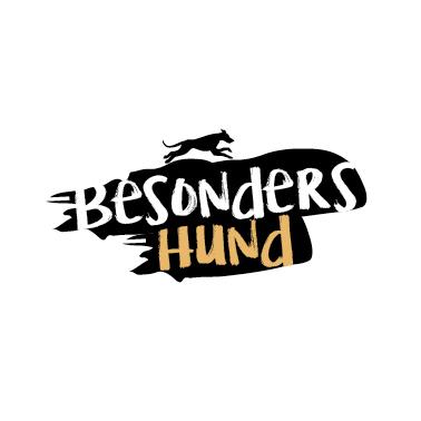 Besondershund Logodesign - Andrea Baasch hat sich ein Grafikdesigner Logo erstellen lassen.