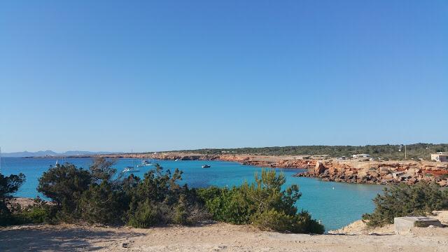 Cala Saona-Formentera