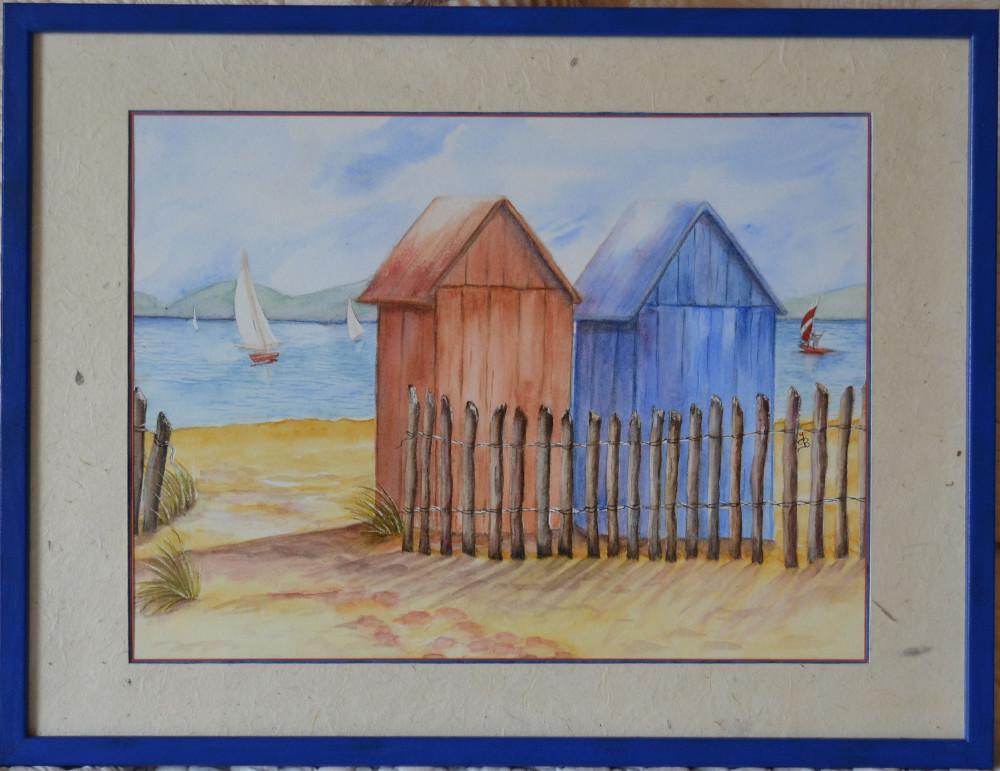 Cabanes de plages