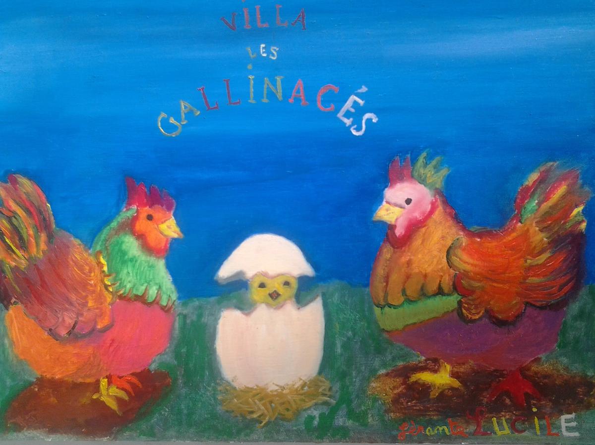 Villa les gallinacés