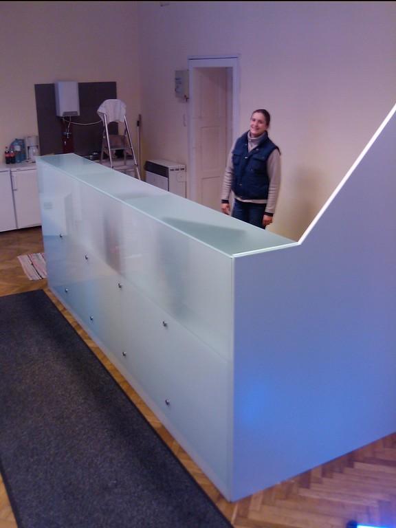 Büro - Verglasung