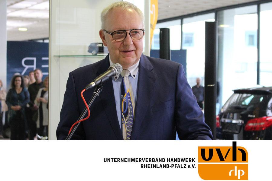 UVH-Stellungnahme zum Referentenentwurf der 5. Novelle der Handwerksordnung