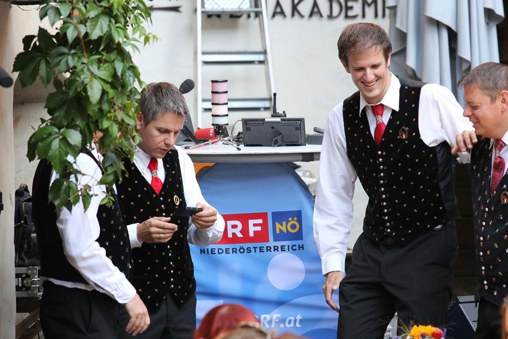 ORF Frühschoppen Live in ganz Österreich