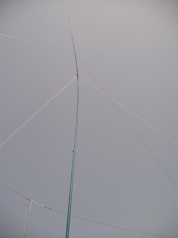 IS0/IZ0KRC - Stealth Antenna type home made - photo '09