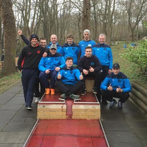 Homburger Team nach Erfolgreichem Saisonstart