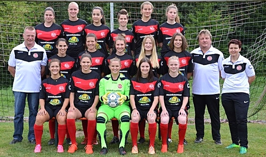 SV Niederhof Damenmannschaft