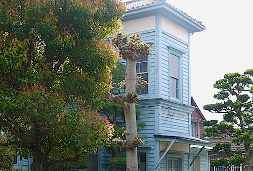 尾崎がくどう邸に遭遇 明治大正建築はいいね
