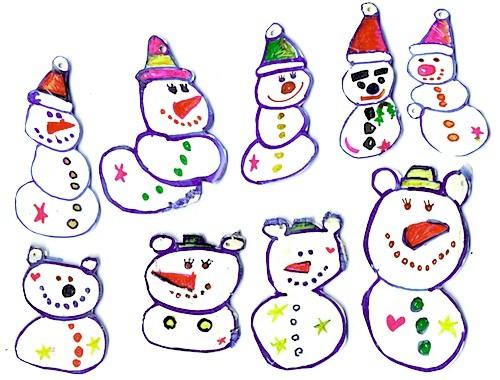 プラバン(イラストレーターズクリスマスカードショー2008)