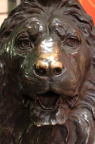 新宿だライオンだ