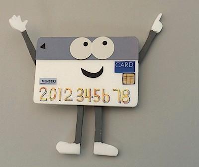 2012.9 ポイントカード(小学館)