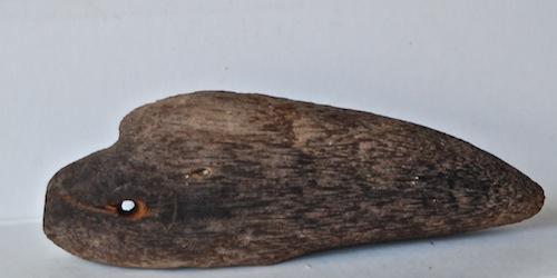 三浦の浜で拾った流木