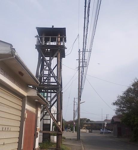 木造火の見櫓