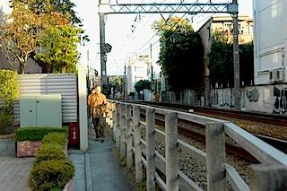 東松原方への秘密の(でもないか)通路