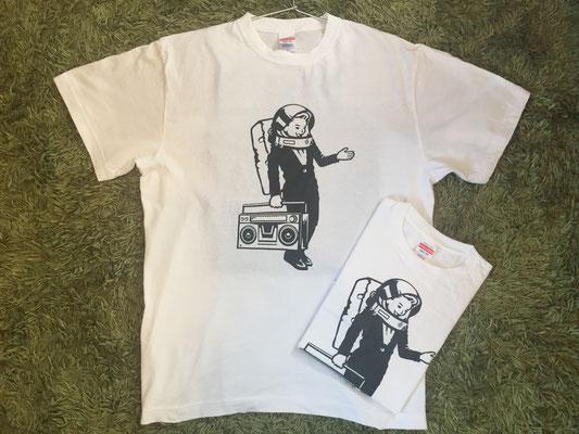 スタジオロゴ Tシャツ