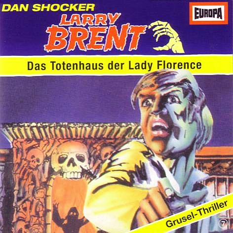 Larry Brent CD (Europa) 7
