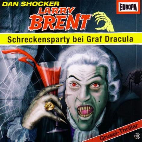 Larry Brent CD (Europa) 18