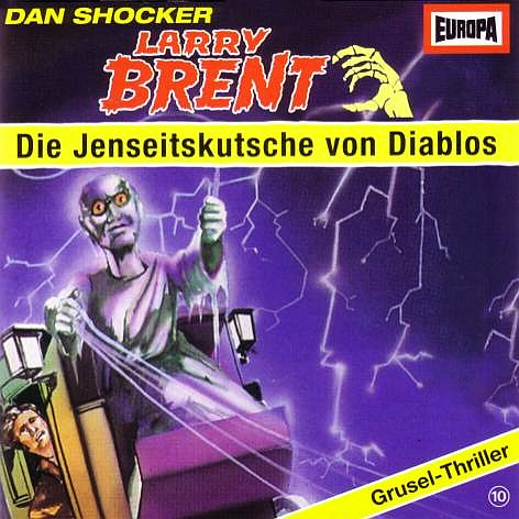 Larry Brent CD (Europa) 10