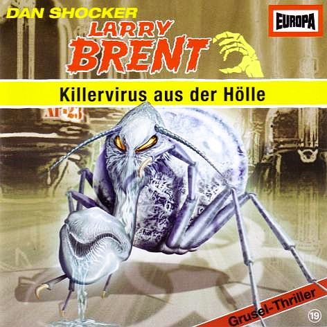 Larry Brent CD (Europa) 19