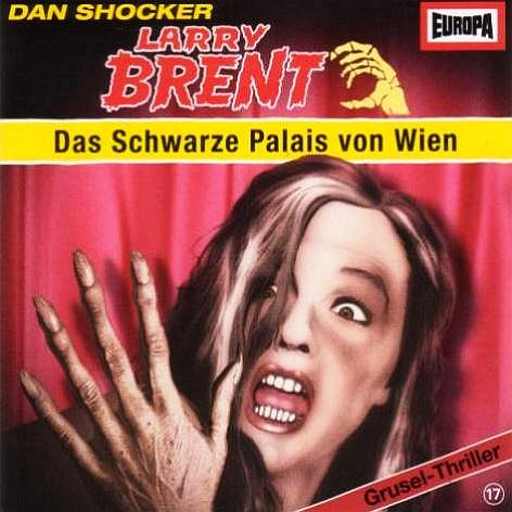 Larry Brent CD (Europa) 17