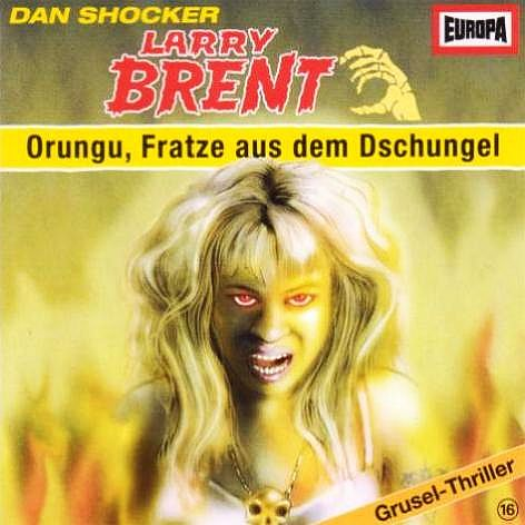Larry Brent CD (Europa) 16