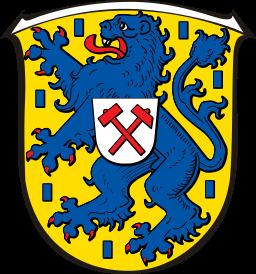 Das alte Oberndorfer Wappen wurde von der Stadt Solms übernommen.
