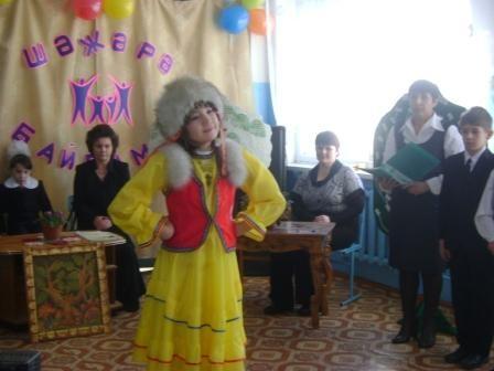 Районный семинар учителей башкирского языка
