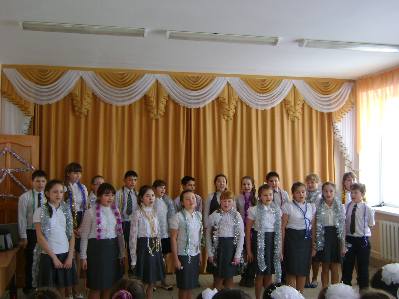 """Битва хоров"". 5б класс"