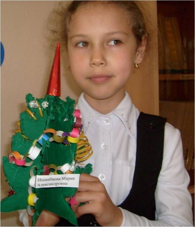Ишинбаева М.