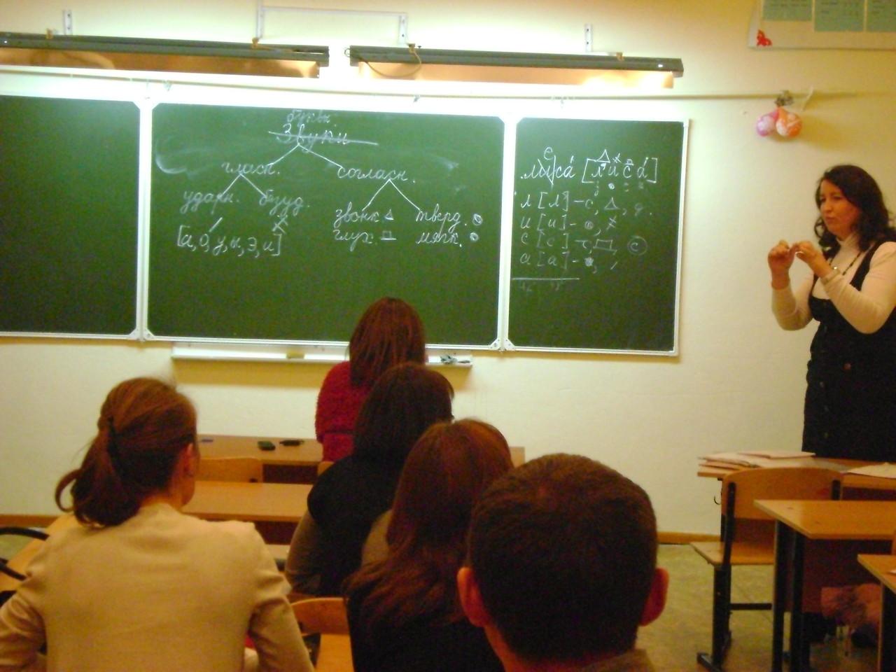 Родительское собрание в 1 б классе