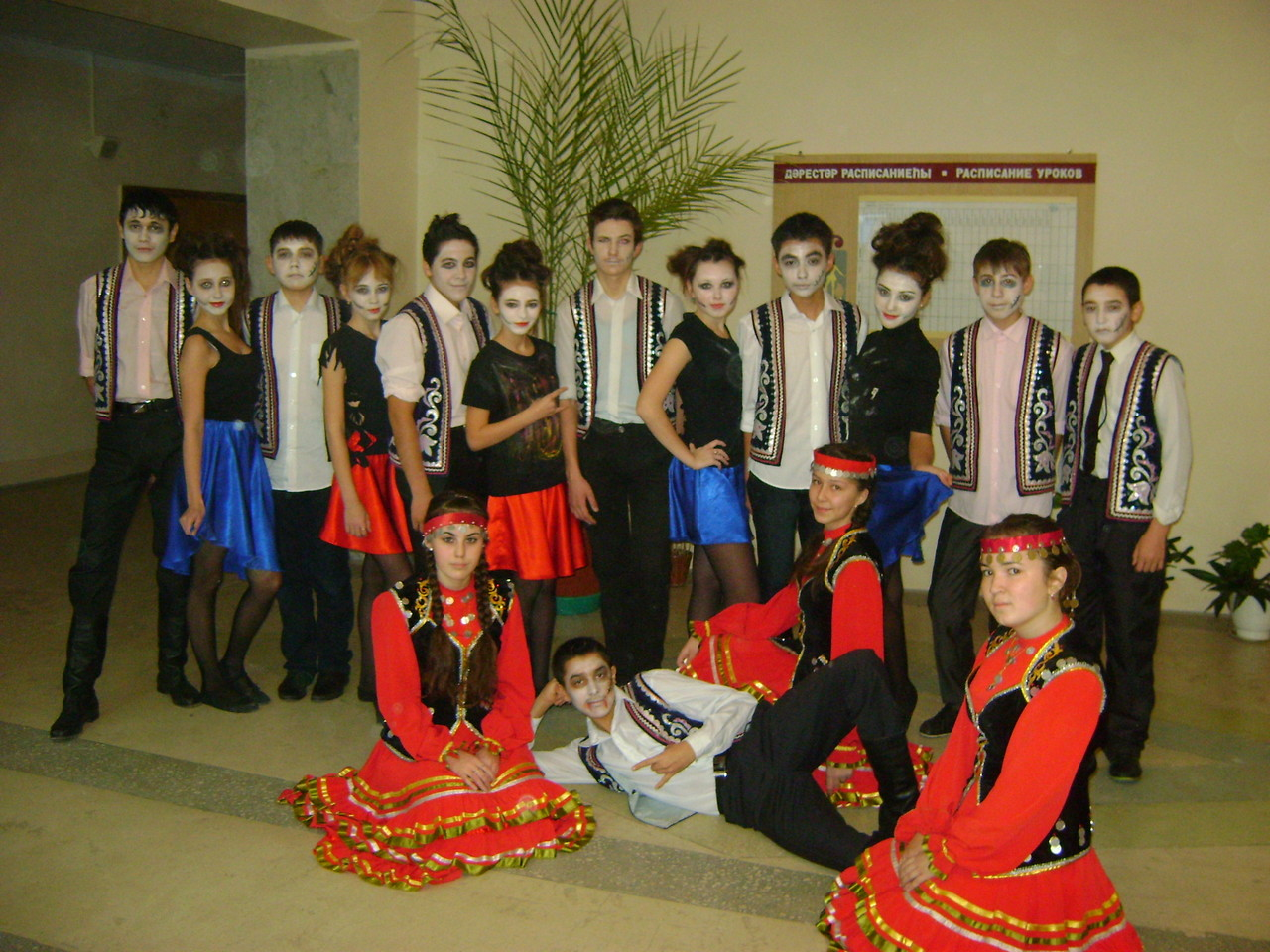 """Конкурс танцевальных коллективов """"Звонкий каблучок"""""""