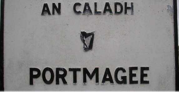 An Caladh, Portmagee, Co. Kerry
