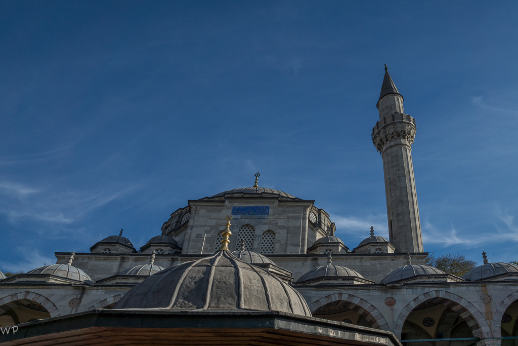 Di Sokollu Mehmet Pasa Moschee