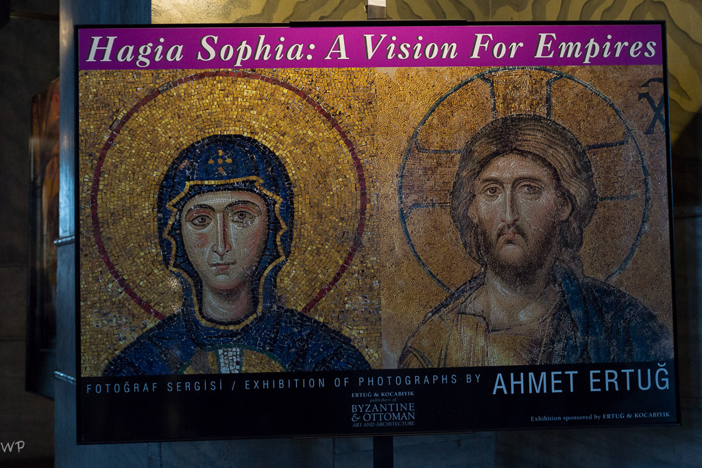 die Hagia Sophia...