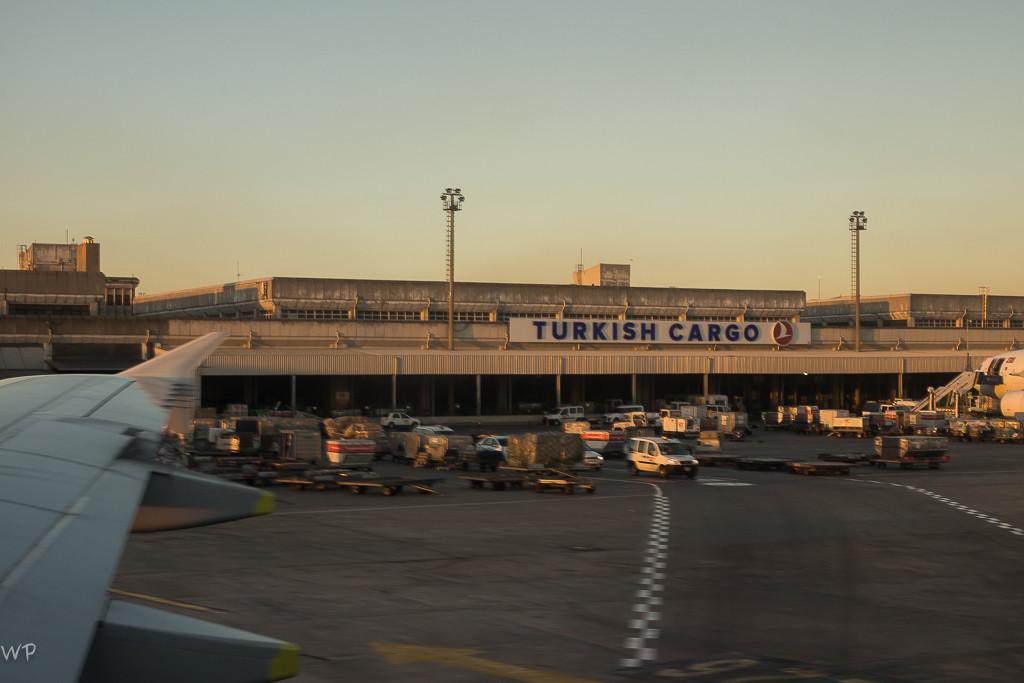 Flughafen Atatürk, europäische Seite