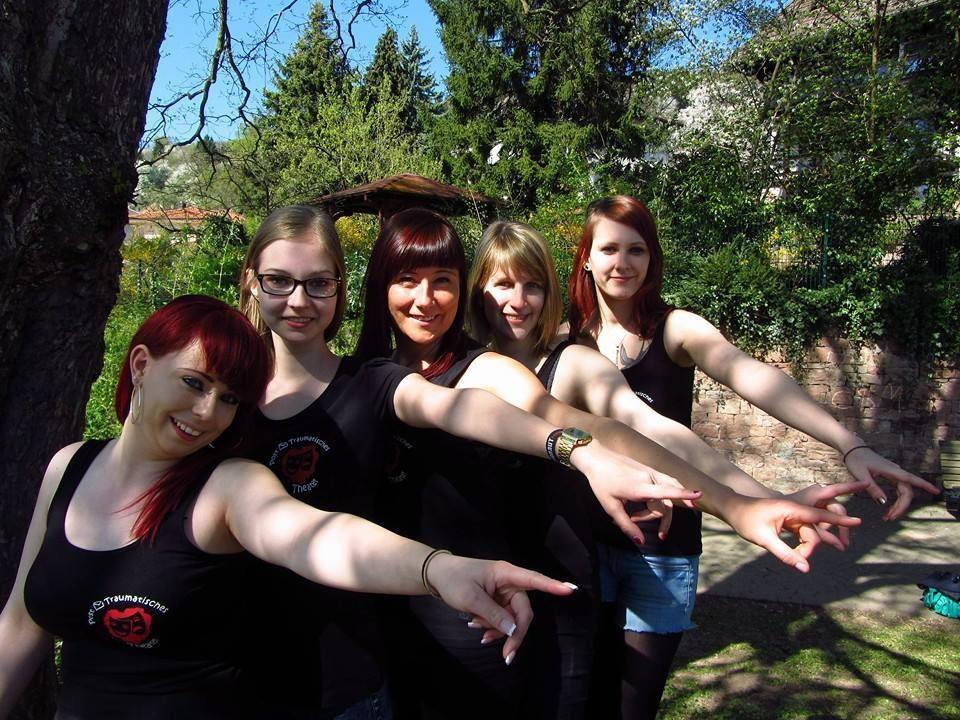 Unsere Mädels (aktive Mitglieder)
