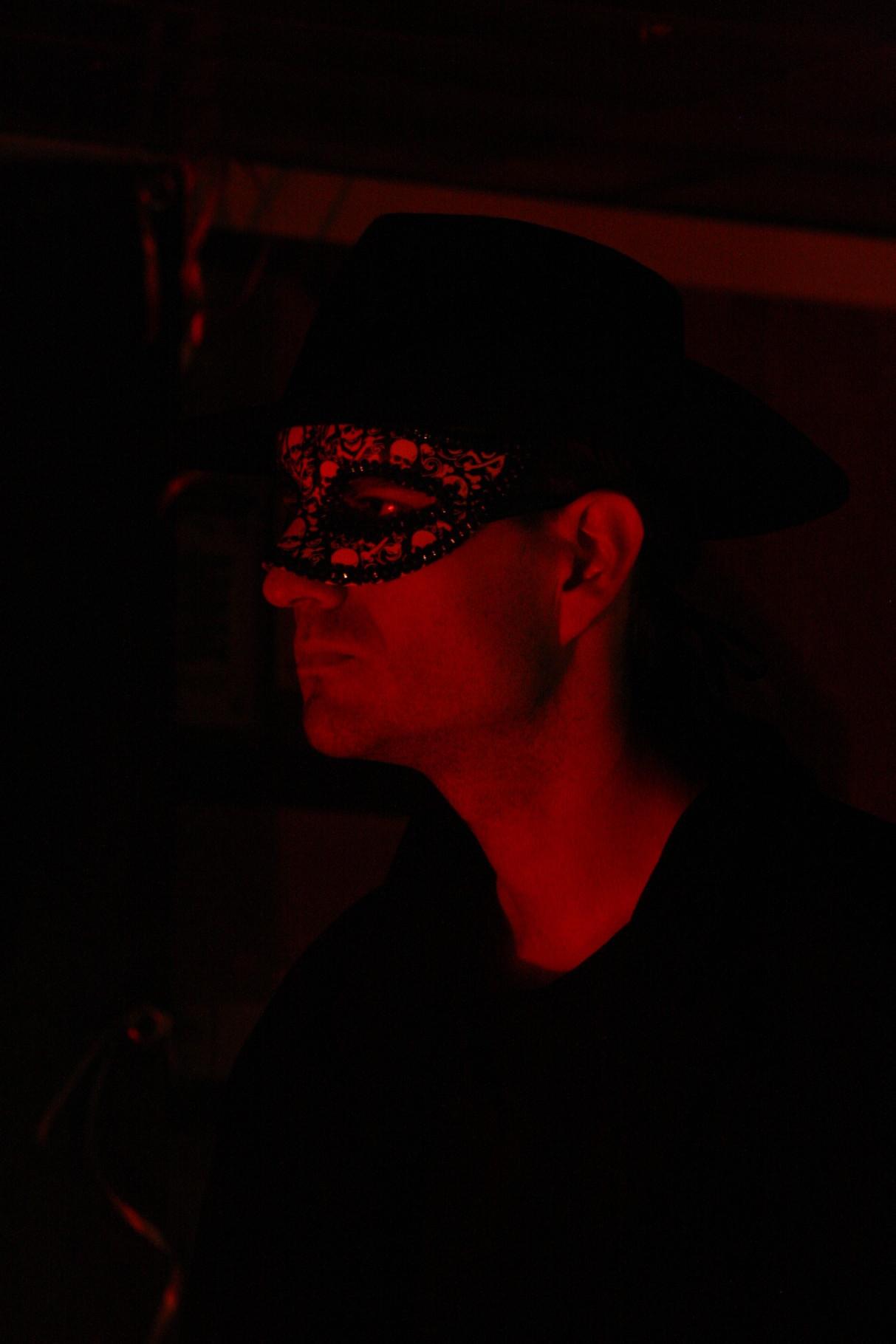 """Szenische Lesung von """"Die Maske des Roten Todes"""""""