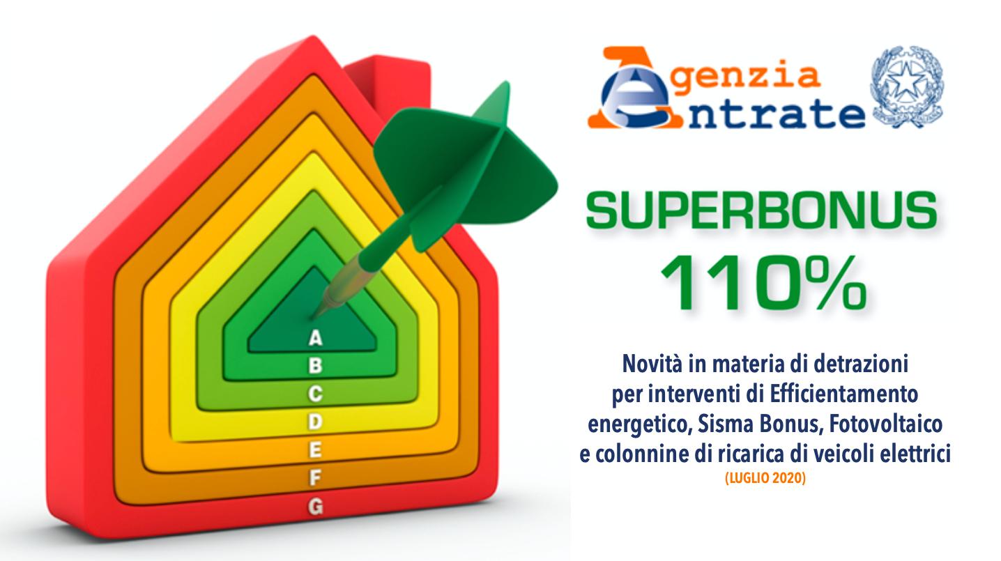 Superbonus: guida alle agevolazioni