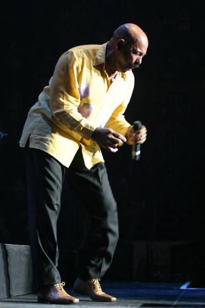 Salsa's concert- NYC (2005)