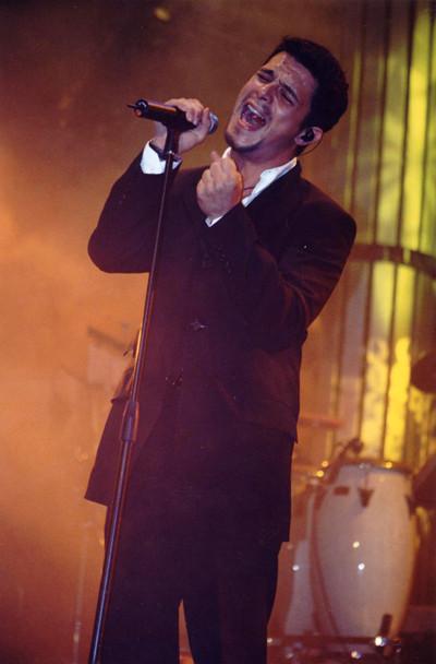 Alejandro Sanz- Puerto Rico (1997)
