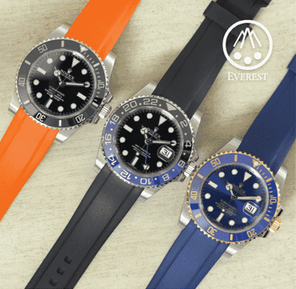 best sneakers 2485f 1f86e Everest】ロレックス® 専用ベルトをあなたへ - Rolex ...