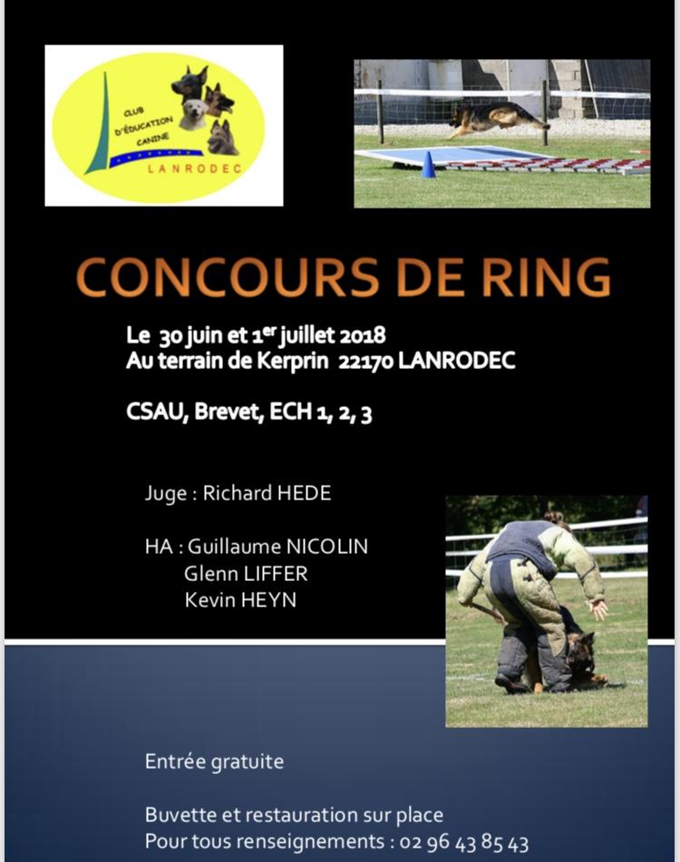 Concours de Ring