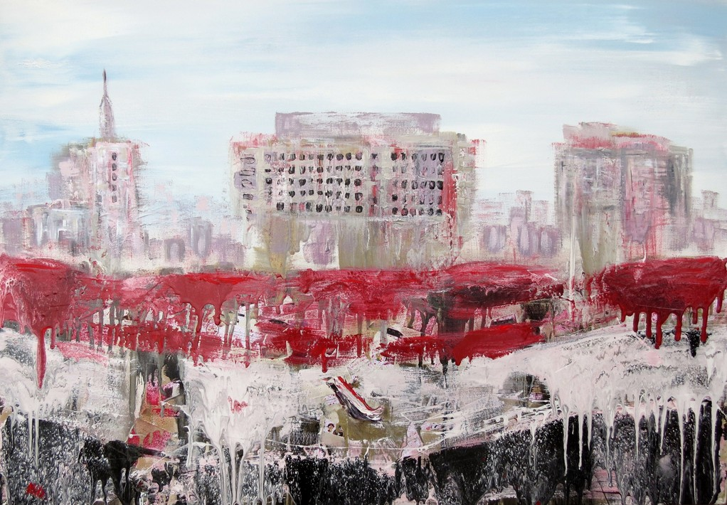 Red Square 3.0 (1m by 70cm).
