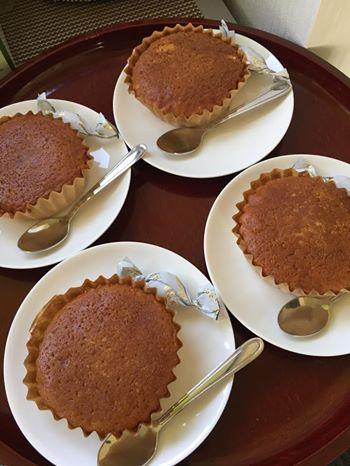 黒糖マドレーヌ&アーモンドチョコレート