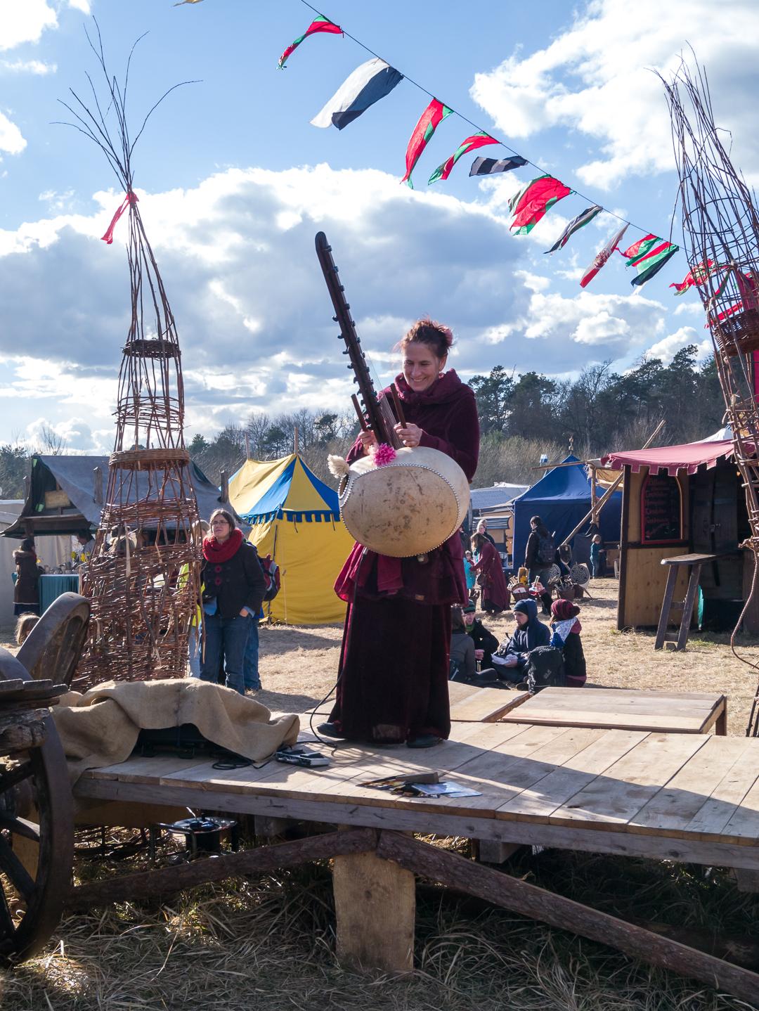 Mittelalterfest Kloster Chorin 2015