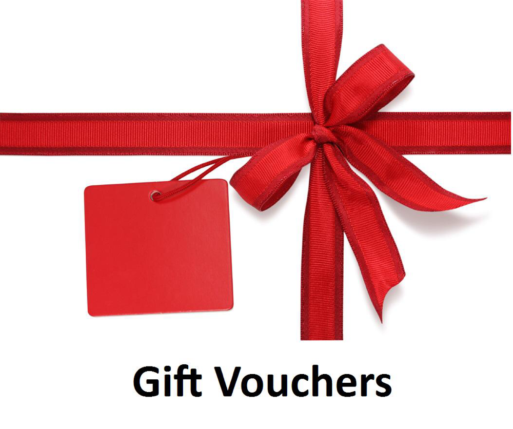 Gift Vouchers always a Perfect Present