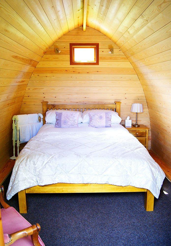 Le Pod avec lit double