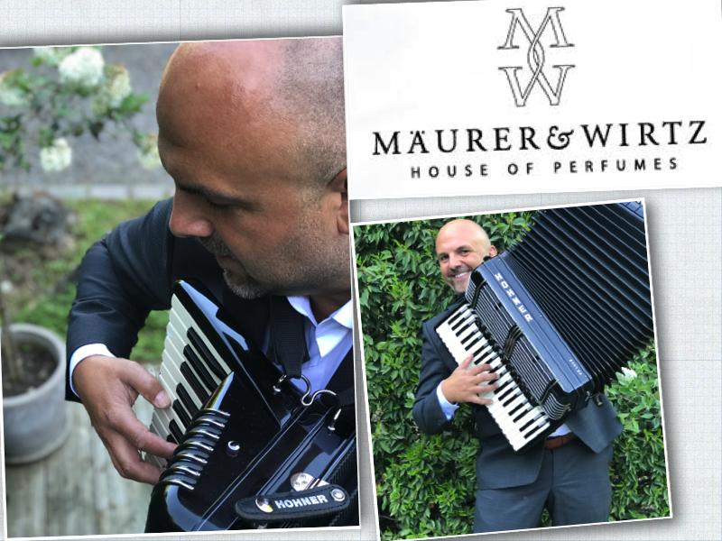 Die Beste Live Musik für Ihre Firma - Hier feiert die Firma Mäurer & Wirtz aus Aachen in Köln.