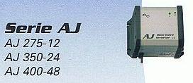 Bild Sinus Wechselrichter AJ-Series 275, 350, 400