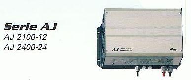 Bild Sinus Wechselrichter AJ-Series 2100, 2400
