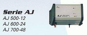 Bild Sinus Wechselrichter AJ-Series 500, 600, 700